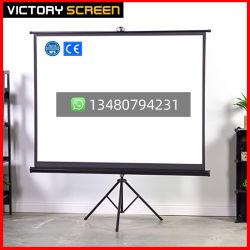 شاشة النصر الشركة المصنعة لشاشة العرض الثلاثية القوائم/شاشة العرض مع ميزة تنافسية الأسعار (مقابل TS100V)