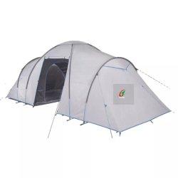أفضل الأسعار إقامة عائلية في الهواء الطلق Camping 3 غرف خيمة