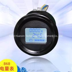 Elektrisches Auto-Bus-Personenkraftwagen-Messinstrument-Batterie-Anzeiger LED 48V