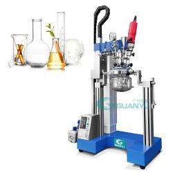 1L 소형 유리 유화제 혼합기 기계 실험실 균질한 실험실용 균질한 실험실용 유화제