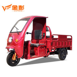 camion elettrico del carico del motore 72V1000W con la rotella tre