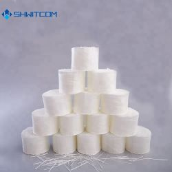Macro de renfort de béton de fibres synthétiques