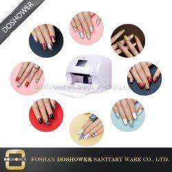 Digital de los dedos de la máquina de Manicura DIY Nail Art impresora 3D.