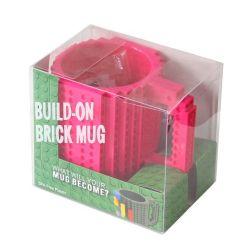 Modelos de mármore plástico amantes do café Mug Sublimation Building blocos de plástico Caneca de café criativo DIY e canecas