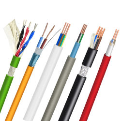 Wdzr feuerbeständiges Feuersignal-System des Kabel-2c 2.5mm zugelassenes