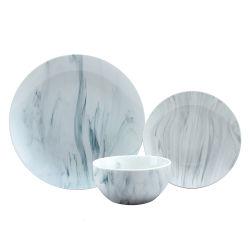 Regalo de boda de vajilla de porcelana 12 piezas Set vajilla