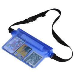 PVC防水袋の防水電話袋の携帯電話の箱
