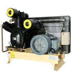 ضاغط الهواء عالي الضغط 25 بار 25 ضاغط الهواء من HP بالنسبة إلى ماكينة قالب الطرق للحيوانات الأليفة