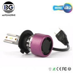 As lâmpadas LED automotivo X7 26W 8000lumen Mini-Luz de condução 6000K 12V luz LED Automática