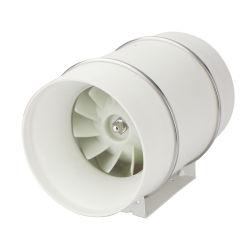 """8 """"インラインダクト換気扇の空気ブロアのHydroponicsの冷却の出口ブラケット"""