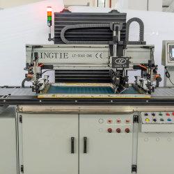 Automatische Rolle, zum des Bildschirm-Druckers für Kurbelgehäuse-Belüftung, Haustier, pp., PC, PET, BOPP zu rollen alle Arten Film-Kennsätze