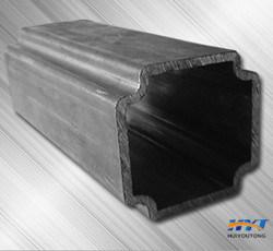 1045 탄소강 심리스 냉연 불규칙 형상 강 튜브