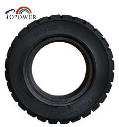Super calidad sólida 9.00-20 neumáticos el neumático de la carretilla elevadora de acero de 10 Ton/trabajo/madera/máquina de remolque/Puerto Slagpot Transportista/manipulador de materiales/Controlador de registro