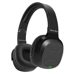 Disturbo senza fili delle cuffie di Bluetooth di musica stereo bassa eccellente che annulla le cuffie avricolari di Bluetooth
