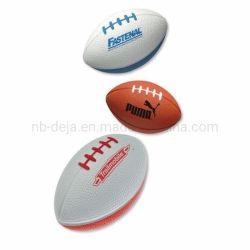 Werbeartikel Anti Stress Ball Runde geformte PU Stress Ball Spielzeug