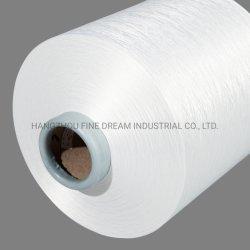 Ritardante di fiamma (FR) DTY 100d/48f riciclato di alta qualità in Cina Filato in poliestere per tappeti SD RW