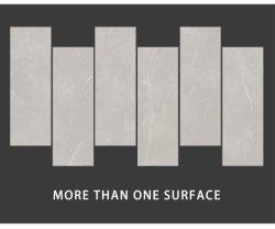 Graue Fabrik-Fußboden-Fliese Matt-Foshan für Hauptdekoration 500X1500mm