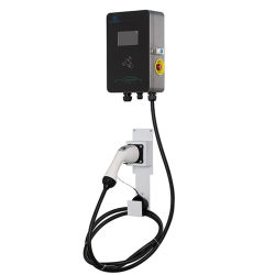 Venda por grosso com certificação CE Conectores único DC Carro automático eléctrico de montagem em parede 3 Fase 32A 22/20/50kw três Nata Ponto CA Home Portable EV Carregador de Bateria