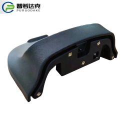 ملحقات السيارات البلاستيكية المصنعة للمعدات الأصلية HDPE غطاء مصباح الضباب الأمامي تشذيب