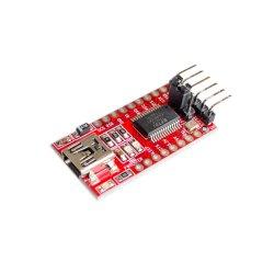 FT232RL FT232 USB auf TTL 5V 3,3V Download-Kabel auf Serielles Adaptermodul