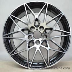 최고 품질 저렴한 중국 고성능 18/19인치 Et 25-35 OEM/ODM/Customization 5X120 Racing Passenger Car Wheel Rim/Replica Aluminum Alloy BMW용 휠