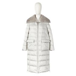 """مصمم جديد عصري طويل للنساء"""" مصمم ملابس من نوع S DOWN محرك أقراص ODM"""