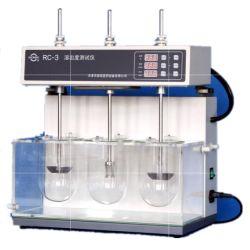RC-3 Auto-Alarm tableta disolución Control de temperatura del aparato Probador para la venta