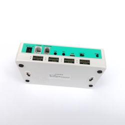 4G Gateway doméstico com Relatório de Estatísticas de Chamadas e caixa de voz USB