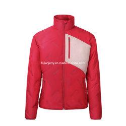 Оптовая торговля производитель мужчин Зимой открытый теплой непринужденной Qulited куртка с мягкими вставками