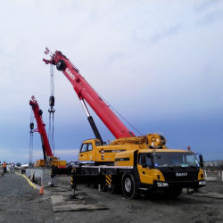 San. Торговая марка Y верхний 220 тонн все местности крана SAC2200