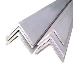 En GB 201 laminados en frío el ángulo de acero inoxidable en forma de L