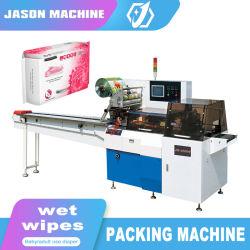 Automatic Horizontal Wet Wipes Sanitary NaKin Packing Machine Price