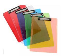 Dégager le papier en plastique de gros dossier de fichiers avec logo personnalisé