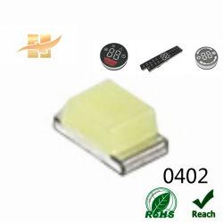 0402/0603/0805/1206 Diodo emisor de luz LED Flexible SMD LED para la tira de chip