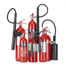 CE/EN3 認証付き高品質 CO2 消火器