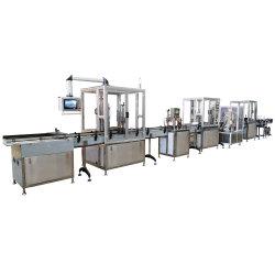 A fábrica de Venda Directa, Full automatic Aerossol pode encher o saco da máquina na técnica da Válvula