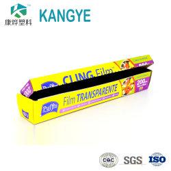 Heißes Verkaufs-Paket-Verpackungs-Plastikrollentransparenter einwickelngedruckter PET Film