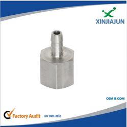Accessori per tubi personalizzati dell'acciaio inossidabile del fermo esternamente filettata del hardware per le condutture del gasolio