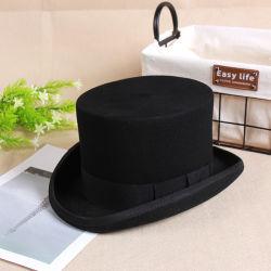 أعلى جودة 100% Wool Fely Topper Man Hat
