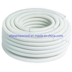 Manguito de tubo de drenaje de agua de plástico para aire acondicionado a 50cm de largo gris
