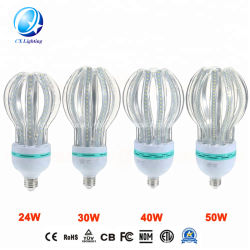 As lâmpadas de milho LED -Lotus Shape 45W