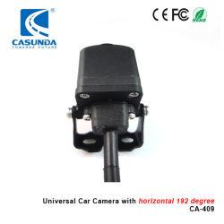 Super ampio angolo grande orizzontale 180 gradi Vista posteriore auto Vista frontale, telecamera con staffa universale