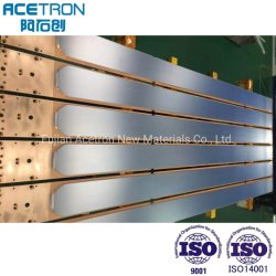 ACETRON 99.9% 고순도 Si + 진공/PVD용 Al 스퍼터링 타겟 코팅