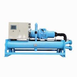 Hohe Leistungsfähigkeit HVAC-Kühlsystem passen Entwurfs-wassergekühlten industriellen Schrauben-Wasser-Kühler an