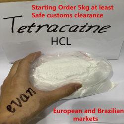 HCl standard puro del Tetracaine del Tetracaine USP B.P. di 99%