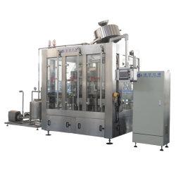 2020 thé de jus de fruits Auto No de ligne de remplissage à chaud Les Boissons Gazeuses Machine de remplissage de bouteilles en verre de jus de NFC Jus frais Machine de remplissage de la centrifugeuse à 100 p.