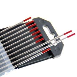 مورد المصنع 1.6X175mm Wt-20 القطب الكهربائي التنجستن الذي بالنسبة لحم TIG