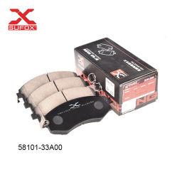 Pastillas de freno delantero disco 58101-33A00 para una verdadera pieza de Coche Hyundai Elantra Sonata