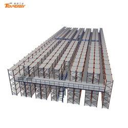 Medium Duty Wire Mesh Iron Attic Floor met meerdere niveaus