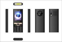 Recurso 2.4inch Telefone com 2500mAh, Duplo SIM Espera, FM sem fios da fábrica chinesa